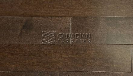 "Solid Hardwood Flooring, <br>Hard Maple, Panache, <br>4-1/4"", Color: Gunstock"