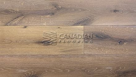 "Fuzion White Oak<br>Renaissance<br>  8-1/2"" x 5/8"",  <br> Color:  Cote D'Or"