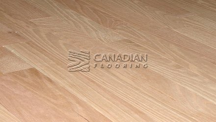 "Engineered FlooringRed Oak Unfinished5.0"" x 3/4"", Select & Better4.0 mm wear layer ENGINEERED FLOORING"