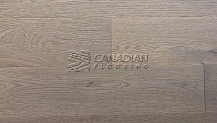 "Engineered European Oak<br>Canfloor, 7.5"" x 3/4""<br>Character Grade<br> Color: Smokey"