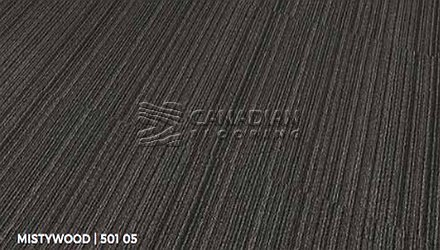 Carpet Tile Flooring  Caledon 501 Series<br>Color: Mistywood
