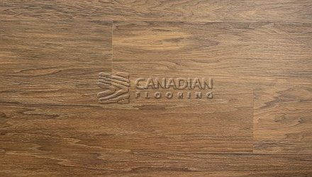 Luxury Vinyl Flooring, Canfloor, Montreal collection,  8.0 mm, with 2.0 mm iiC 73/STC 72 underpad<br>Color: 6204