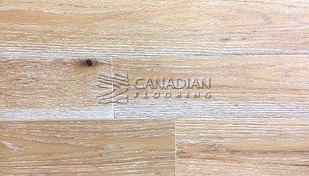"Engineered, Red Oak<br> Husky Flooring<br> International Collection<br> 5-0"" x 5/8"", Brushed<br> Color:  Maui"