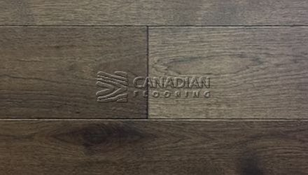 "Engineered Hickory, Brand Surfaces  6-1/2"" x 3/8"", Click Color:  Boston Legacy ENGINEERED FLOORING"