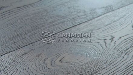 "White Oak, Pravada, Artistique Collection, 9.5"" x 9/16""  Color:  Francois ENGINEERED FLOORING"