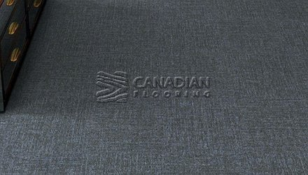 Carpet Tile Flooring  Odessa 7601 Series<br>Color: Blue Bay