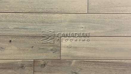 "Solid Hardwood Flooring, <br>Brand Coverings <br>Acacia, 4-3/4""<br>Color:  Metropolis"