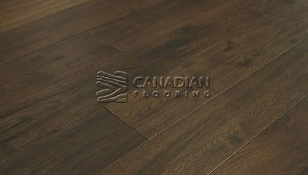 "Engineered Hickory,  Grandeur, 6-0"" x 3/4"",  Hand-Scraped, Color: Mane Engineered flooring"