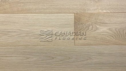 "Engineered European Oak<br>Canfloor, 5.5"" x 3/4""<br>Character Grade<br> Color: Sand Dune"