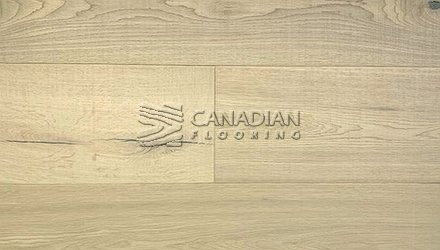 "Engineered White Oak <br>Grandeur, 7.5"" x 3/4""<br>Metropolitan Collection<br> Color: Cliff"