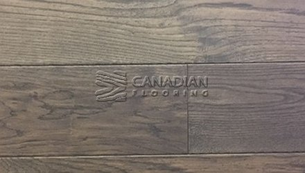 "Engineered Wood Flooring, White Oak, Grandeur, 6.5"" x 3/4"",  Color: Cornerstone Engineered flooring"