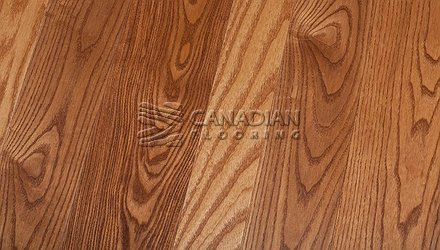 "Solid Canadian Ash<br>Panache, 4-1/4""<br>Character Grade<br>Color: Camal"
