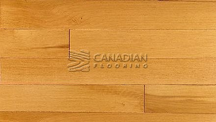 "Solid Hardwood Flooring, <br>Hard Maple, Panache, <br>3-1/4"" x 3/4"" <br>Color:  Bronze"