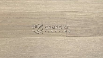 "Engineered Euro White Oak, 7.0"" or 7-1/2"" x 3/4"",  Selected Grade Color: Ivory Engineered flooring"