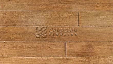 "Solid Hardwood Flooring, <br>Hard Maple, Panache, <br>3-1/4"" x 3/4""<br> Color: Pioneer"