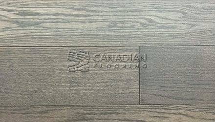 "Engineered Red Oak<br> Panache, 7.5""  x 3/4""  <br>Color: Hidden Valley"