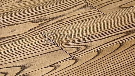 "Solid Hardwood Flooring, Ash,  Panache, 3-1/4"" x 3/4""Color:  Pecane HARDWOOD FLOORING"