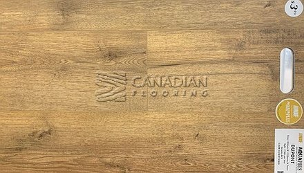 Luxury Vinyl Flooring, Aqua Plus, NAF, 7.0 mm, Color: Dupont
