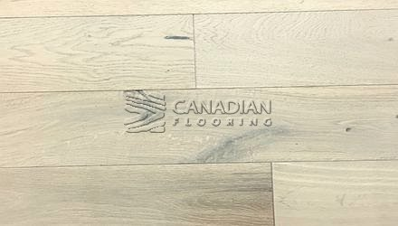 "Fuzion White Oak, Northern Retreat, 7.5"" x 5/8"",  Color:   Avalon Engineered flooring"