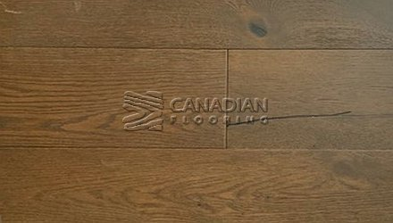 "European Oak, Canfloor, 7.5"" x 3/4"", Brushed & Oiled<br> Color:  Acorn"