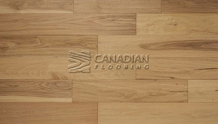 "Engineered Hickory,  Grandeur, 6-0"" x 3/4"",  Hand-Scraped, <br>Color:  Natural"