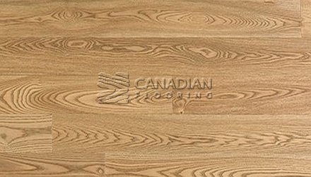 "Solid Canadian Ash<br>Panache, 3-1/4""<br>Character Grade<br>Color: Fog"