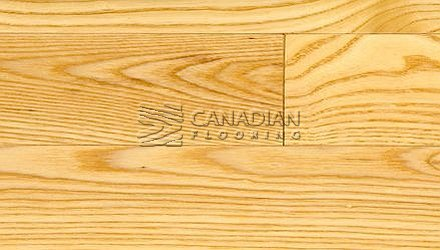 "Solid Hardwood Flooring, <br>Ash,  Panache, <br>3-1/4"" x 3/4""<br>Color: Natural"