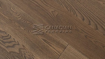 "Solid Canadian Ash<br>Panache, 3-1/4""<br>Character Grade<br>Color: Coco"