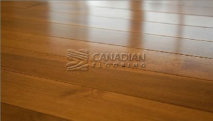 "Solid Hardwood Flooring, Hard Maple, Panache, 4-1/4"" x 3/4"", Color: Pecane Hardwood Flooring"