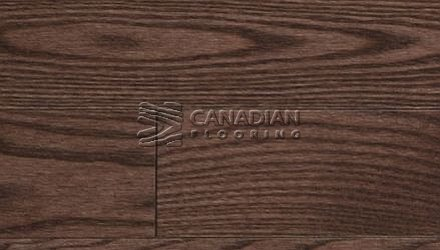 "Solid Hardwood Flooring, <br>Ash,  Panache, <br>3-1/4"" x 3/4""<br>Color:  Auburn"