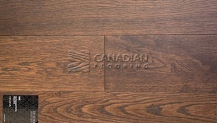"Engineered White Oak, ORIGINS, 7-1/2"" x 3/4""<br> Color:  Kate"