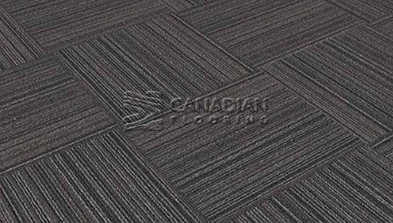 Carpet Tile Flooring Caledon 501 SeriesColor: Escarpment Premium Carpet Tiles