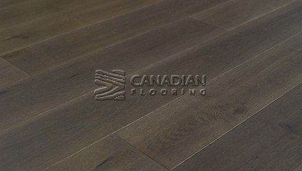 "Engineered White Oak <br>Grandeur, 6.5"" x 3/4""<br>Scandinavia Collection<br> Color: St Lucia"