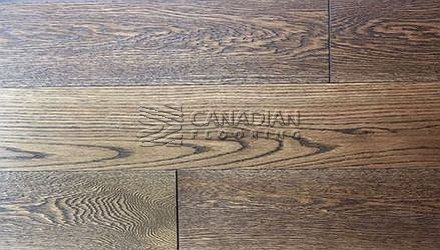 "Oak, Fuzion-Bistro, 5.0"" x 3/4"", Coretto Engineered Flooring"