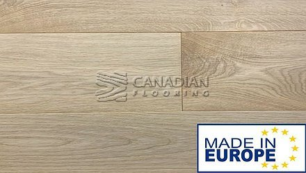 "Engineered European Oak<br>Canfloor, 5.5"" x 3/4""<br>Select & Better<br> Color: Sand Dune"