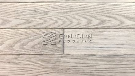 "Solid Red Oak, 3-1/4"", Husky, Prestige<br>Color: Opal"
