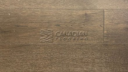 "Engineered White Oak, CANFLOOR, Loft Collection, 7-1/2"" x 3/4""<br> Color: Jasper"