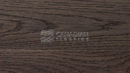 "Solid Red Oak, Superior Flooring, 3-1/4"", Bushed<br>Color: Stone"