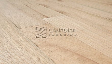 "Solid Unfinished Red Oak, 4.0"" x 3/4"",  Select & Better Grade Hardwood flooring"