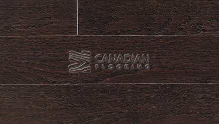 "Red Oak, Superior Flooring,  5-3/16"" x 3/4"", Brushed Finish,  Color:     Truffle Engineered flooring"