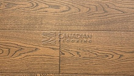 "Engineered White Oak <br>Grandeur, 6.5"" x 3/4""<br>Scandinavia Collection<br> <br> Stromboli"