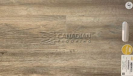 Luxury Vinyl Flooring, Aqua Plus, NAF, 7.0 mm, Color: Rosedale