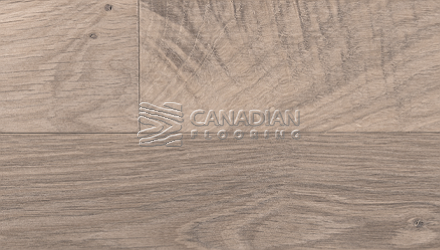 "Solid White Oak, Superior Flooring, 4-1/4"", Brushed, HeritageColor: Yukon White Hardwood flooring"
