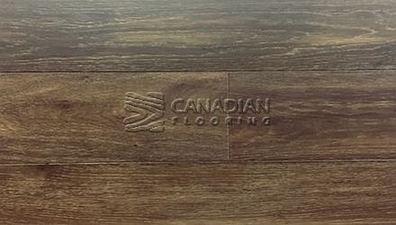 "Engineered White Oak, <br>Brand Surfaces, <br> 6-1/2"" x 3/4"",  <br> Color:  Vintage Boulder"