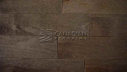 "Solid Hardwood Flooring, <br>Hard Maple, Panache, <br>3-1/4"" x 3/4""<br> Color: Victorian"