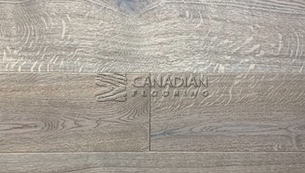 "Engineered European Oak<br>Canfloor, 7.5"" x 3/4""<br>Character Grade<br> Color: Riviera"