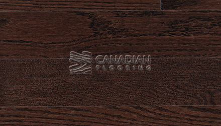 "Solid Red Oak, Superior Flooring, 4-1/4"" x  3/4""<br>  Color:   Coffee"