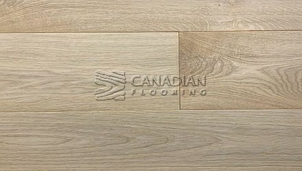"Engineered European Oak<br>Canfloor, 7.5"" x 3/4""<br>Character Grade<br> Color: Sand Dune"