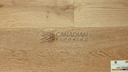"White Oak, Fuzion, Classical Elegance, 7.5"" x 9/16"", <br> Color: Ensemble"