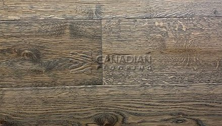 "Engineered European OakCanfloor, 7.5"" x 3/4""Character Grade Color: Vintage ENGINEERED FLOORING"